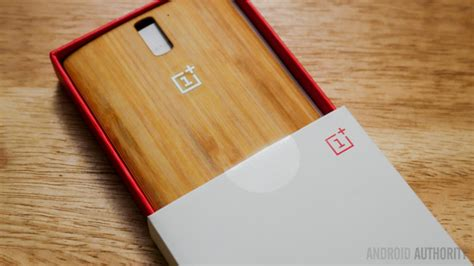 Bamboo Oneplus One oneplus one styleswap bamboo cover installation and review