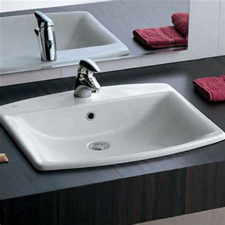 lavandino bagno incasso lavabo incasso 62 cantica