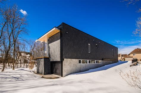 slate house showcase slate house by affleck de la riva architects features