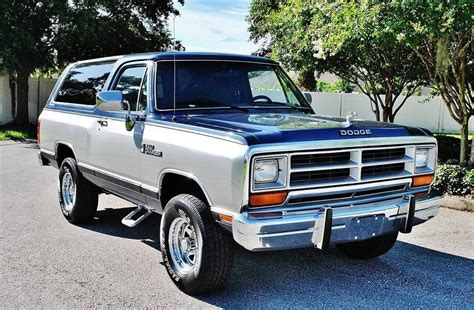 1988 for sale 1988 dodge ramcharger for sale