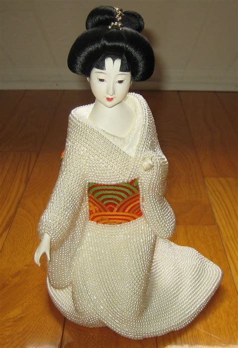house of global art porcelain doll 114 best images about ningyo dolls on pinterest antiques white kimono and samurai