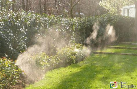 trattamento antizanzare giardino impianto di nebulizzazione antizanzare per giardini