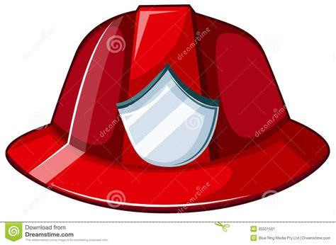 fire helmet stock vector image of isolated helmet
