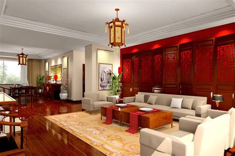 interior design red walls chinese interior red wall design 3d house free 3d house