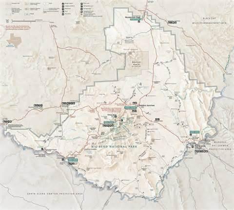 big bend national park twaca