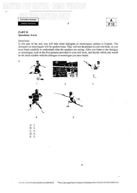 naskah soal un bahasa inggris sma 2011 paket 91 soal un sma bahasa inggris 2011 dan pembahasan soal un