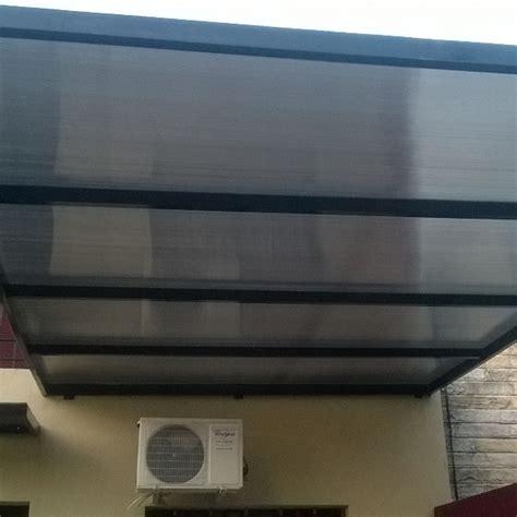 cocheras de hierro y chapa techos garage en chapa o policarbonato ideas