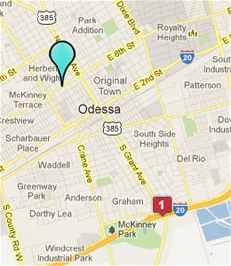 map odessa texas odessa tx hotels motels see all discounts