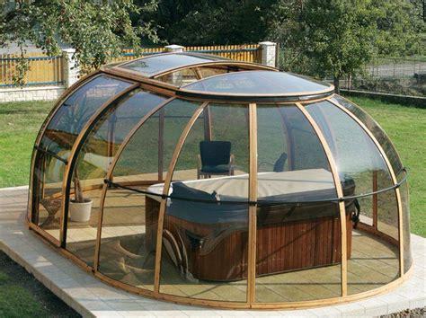 sun house sunhouse spa enclosure