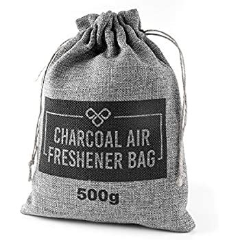 amazoncom bamboo activated charcoal odor absorber