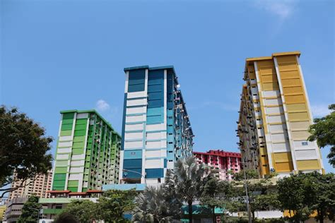appartment singapore free photo singapore apartment building free image on