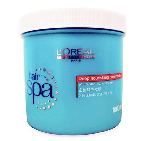 Loreal Hair Spa Creambath 1000ml loreal hair spa nourishin end 6 9 2019 9 15 am