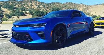 2017 chevy camaro 1le up for best driver s car gm authority