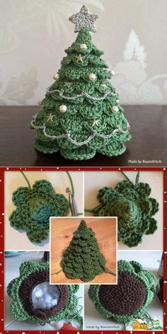 50 best crochet christmas images on pinterest crochet