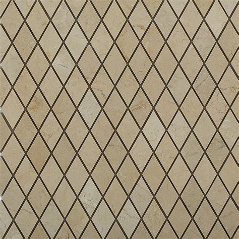 Subway Backsplash Tiles Kitchen crema marfil diamond glass tile tilebar com