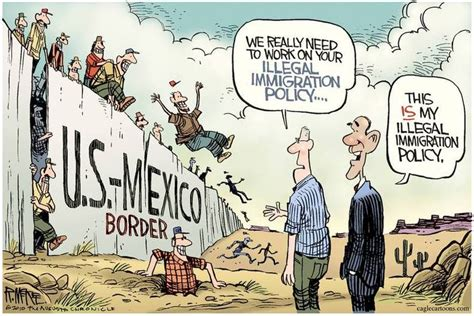 dip into best american writing of 2015 usa today obama s illegal immigration policy summed up with one cartoon