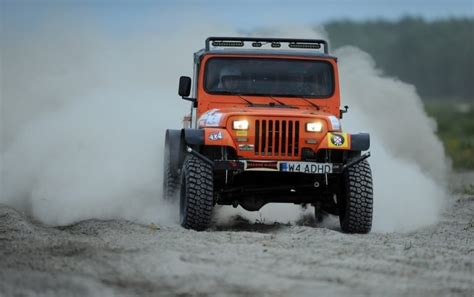racing jeep wrangler road racing and the jeep wrangler rubicon