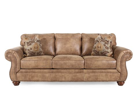 mathis brothers couches ashley larkinhurst earth sofa mathis brothers furniture