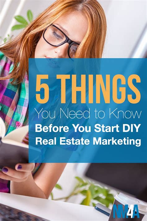 Dear 40 Things You Need To Before You Go 5 things you need to before you start diy real estate marketing real estate