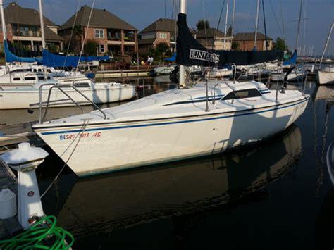 sailboats jackson ms hunter 26 5 1988 jackson mississippi sailboat for sale