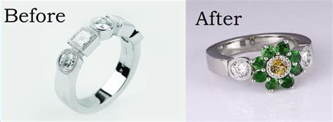 Redesign Wedding Ring by My New Web Page Redesign Jewelry And Revitalizing