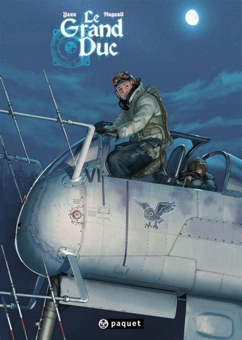 libro le grand duc tome int 233 grale le grand duc romain hugault yann aventure historique bdnet com
