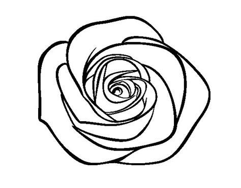 the grand nature therapy coloring book books dibujo de flor de rosa para colorear dibujos net