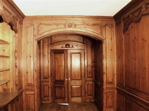 paneled rooms reclaimed antique knotty pine paneled room olde good things