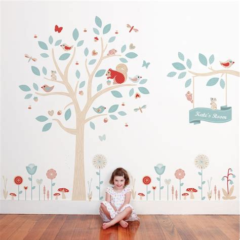 tinyme wall stickers 12 best images about stickers for on trees murals and koalas