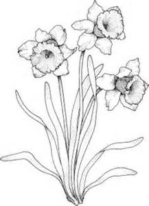 flower digi coloring pages digital