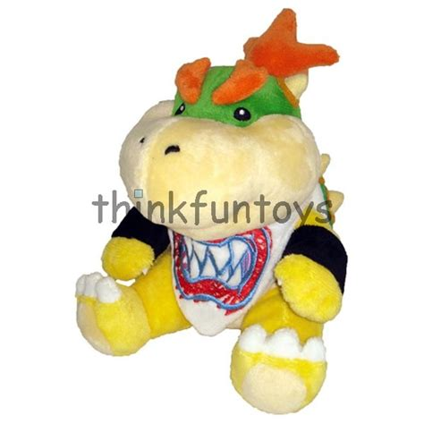 Gee Jr Also Search For Baby Bowser Jr Plush Doll Mario Stuff