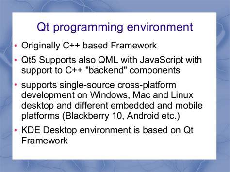 qt programming on mac qt 5 c and widgets
