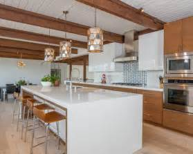 mid century kitchen ideas midcentury kitchen design ideas remodel pictures houzz