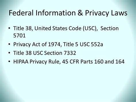 privacy and information security essentials ppt