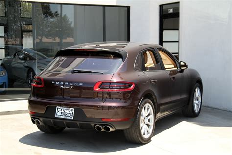 Porsche Macan S 2015 by 2015 Porsche Macan S Stock 6221 For Sale Near Redondo