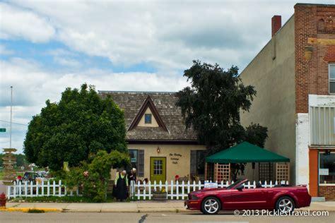 Amboy Cottage Cafe by Amboy Minnesota And The Amboy Cottage Cafe