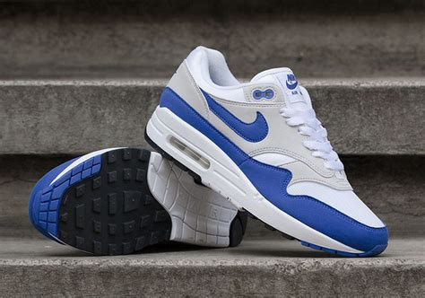 Nike Air Max 1 by Where To Buy Nike Air Max 1 Og Sport Blue Sneakernews