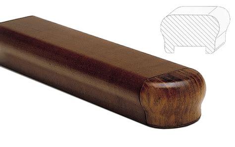 corrimano legno corrimano classico impiallacciato