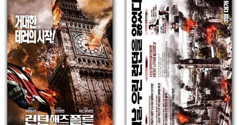 Film London Has Fallen Bagus Gak | gakgoong posters london has fallen movie poster 2016