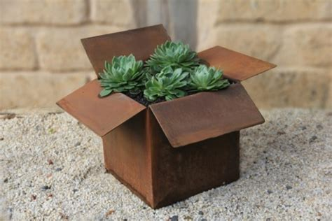 Corten Planter Box by Corten Steel Planter Box By Jass Design Landscape