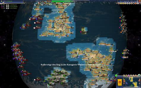civilization 4 world map civilization 4 deity victory world map robert kalweit