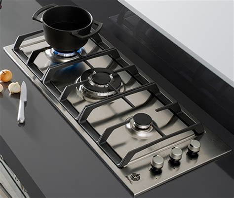 Cooktop A Gas Bosch Gas Hob For Small Kitchens