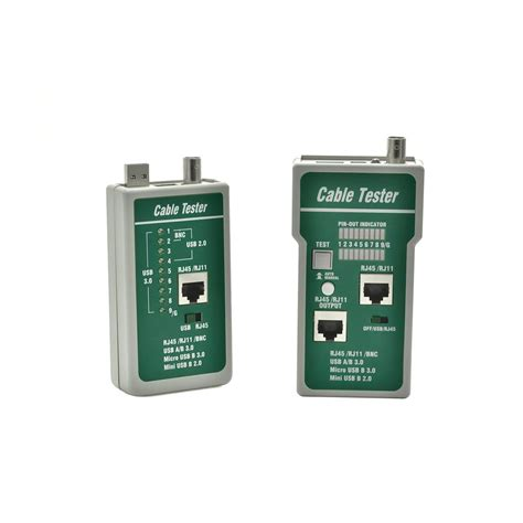 4in1 Cable 4in1 network cable tester 50 series hsing chau