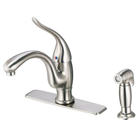 kitchen faucet reviews 2013 danze d405521ss antioch single handle kitchen faucet