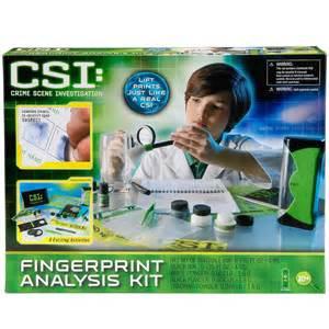 Backyard Games For Teens Detective Science Fingerprint Kits For Kids Top Kids Gear