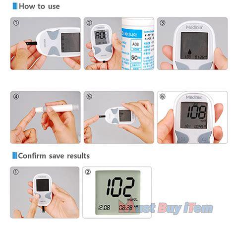 diabetes diabetic glucometer blood sugar glucose monitor