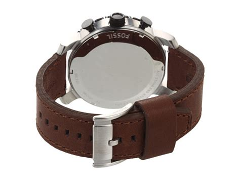 Jam Giotona Gt 7414 Brown Leather Original fossil jr1390 chronom 232 tre homme nate brun pictures to pin on