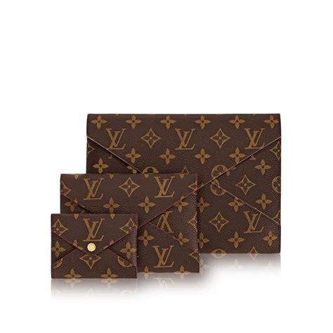 Louis Vuitton 3in1 50432 pochette kirigami monogram canvas small leather goods louis vuitton