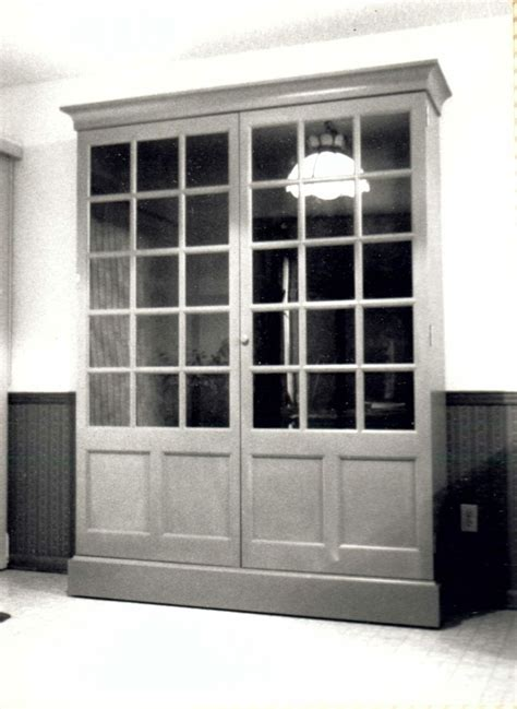 Custom Made Break Front China Cabinet by Rcwilliams
