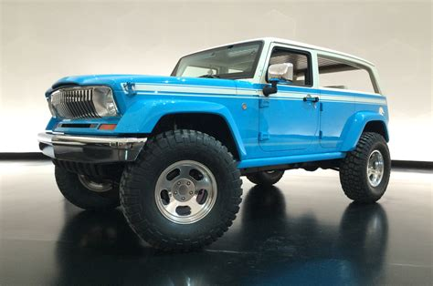 Jeep Chief For Sale 2015 Easter Jeep Safari Concepts Motor Trend